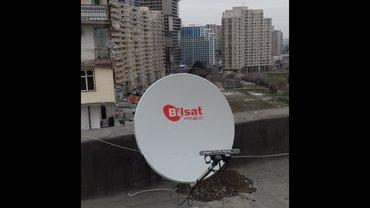 Bakı şəhərində Peyk antena krosna ustası