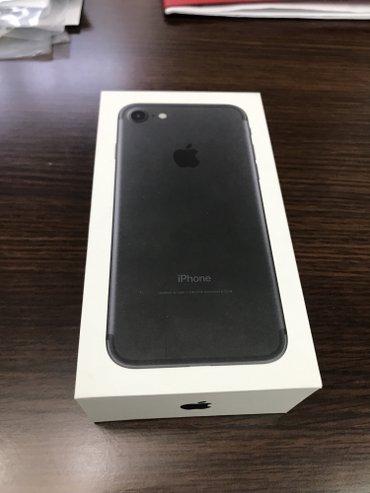 продаётся iphone 7 128 gb оригинал 100%. не реф. покупал в официальном в Бишкек - фото 8
