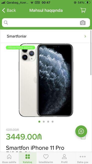 apple 6 - Azərbaycan: Yeni IPhone 11 Pro 512 GB Ağ