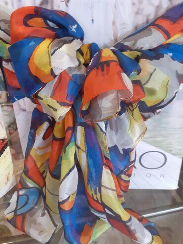 MARAME Od slikane svile Originalne i jedine kod naszato ako volite