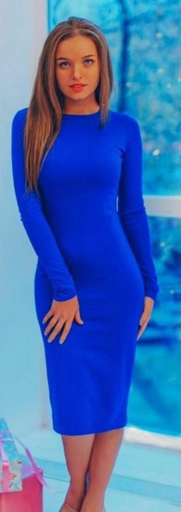 Итальянская ткань . Платье Новое в Бишкек