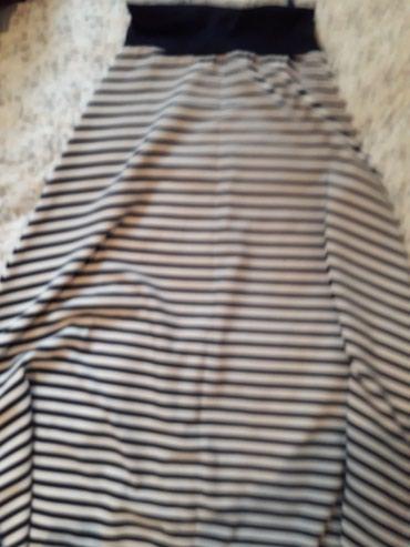 Красивая  юбка в пол. разгрузка  гардероба есть  еще много вещей в Токмак