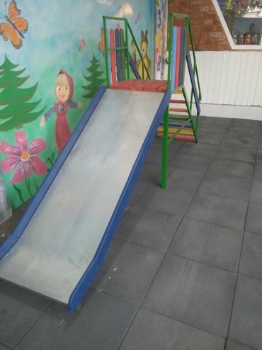 885 объявлений: Невысокие горки для детей! безопасные, передвижные, ярко оформленные!