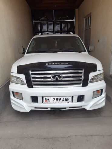 infiniti ex35 в Кыргызстан: Infiniti QX56 5.6 л. 2004   18000 км