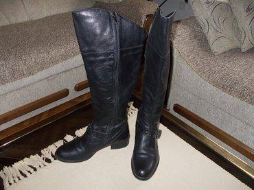 Cizme su kozne i kao nove,pogledajte slike,ja sam ih nosila uz kaput - Kraljevo