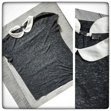 Polo majice - Srbija: Majica sa kragnom ATMOPSHEREU odličnom stanju kao novaNaglašena vel