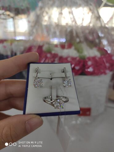 Серебро 925 пробыДизайн классикаКамни циркониРазмеры имеютсяЕсть