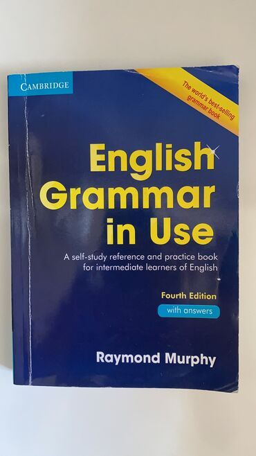 Murphy english grammar
