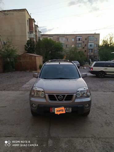 Nissan X-Trail 2.2 л. 2003 | 306308 км