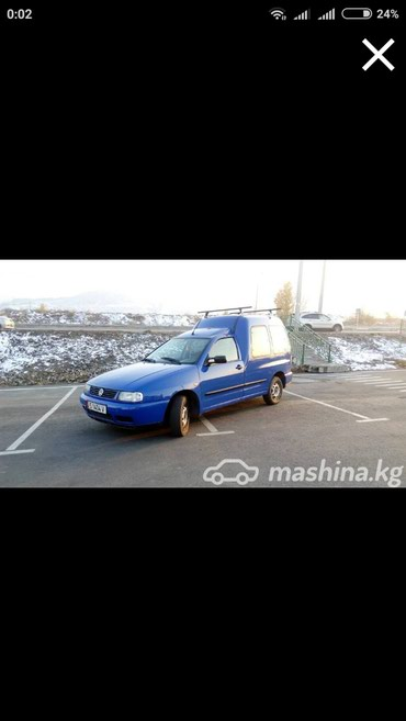 Volkswagen Caddy 2004 в Бишкек