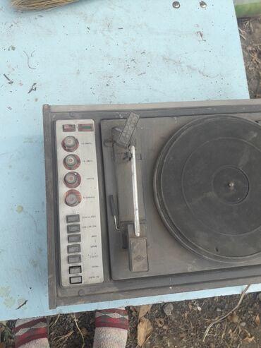 музыкальные центры в Кыргызстан: Слушать пластинки проигрыватель Звоните договоримся рабочий шнура нет