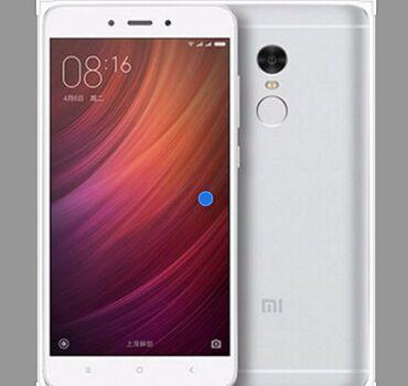 Электроника в Загатала: Б/у Xiaomi Redmi Note 4 32 ГБ Белый