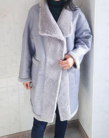 бутик мусульманской одежды в Кыргызстан: Турецкая дублёнка. Абсолютно новая. Куплена при турпоездке. Дизайн