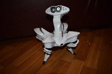 Робот краб от wowwee умный ip камера ходит итд