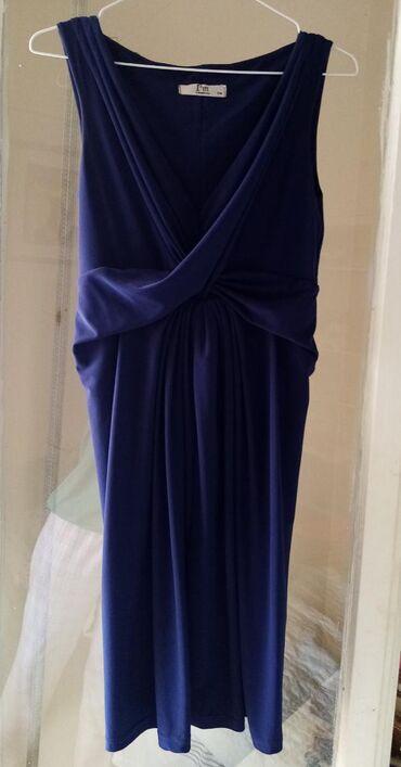 Φόρεμα μπλε σκούρο