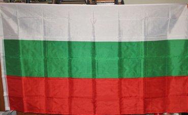 Bugarska zastava, naših komšija i prijatelja, veći model, 150x90cm, - Beograd