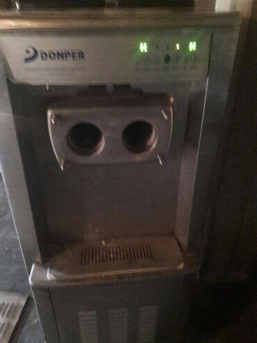 Фризер для мороженого домпер 220 вт