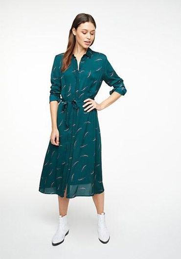 Платье рубашка YAYA на кнопках, ткань 100% в Бишкек
