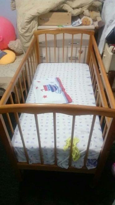 Детская кровать + матрас в Бишкек