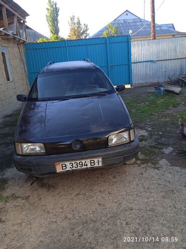 очок кана проект in Кыргызстан   ОЧОК: Volkswagen Passat CC 1.8 л. 1990