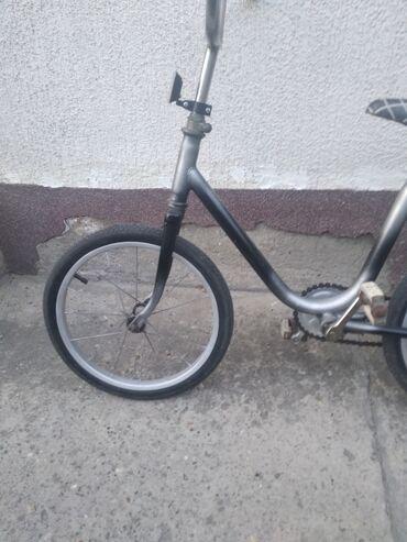 Gume - Srbija: Fenomenalan deciji bicikal,sredjen komplet,sve je novonove gume