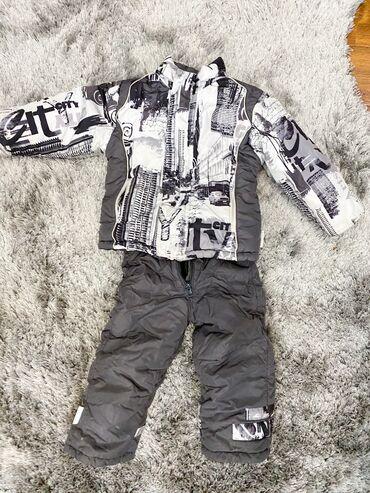 Зимний польский комбинезон на мальчика . Размер :2-3 годика . Состояни