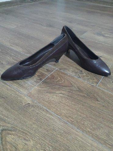 Ženska obuća | Plandište: Kožne cipele, kupljene preko interneta, ali nisu stigle na red da budu