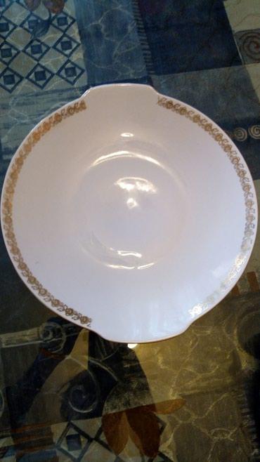 Porcelanski nov tanjir za serviranje..precnik 26cm.. - Kraljevo