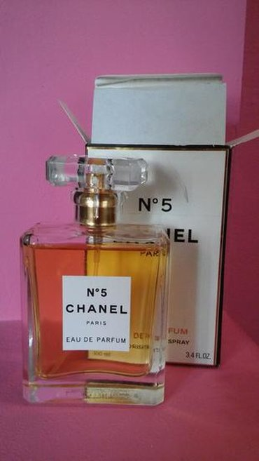 Chanel (sanel) parfem 5. 100 ml