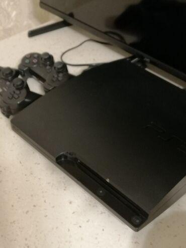 🔹Sony Playstation - 3 / Slim.🔹Almaniyadan gatirilib.🔹Ideal