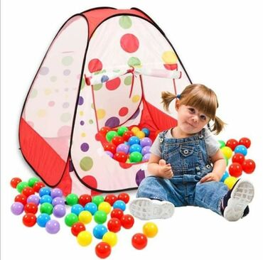 Dečiji ŠATOR Pop Up House 95x95x921700 dinaraDečiji šator za