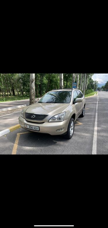 Lexus - Бензин - Бишкек: Lexus RX 3 л. 2004 | 237000 км