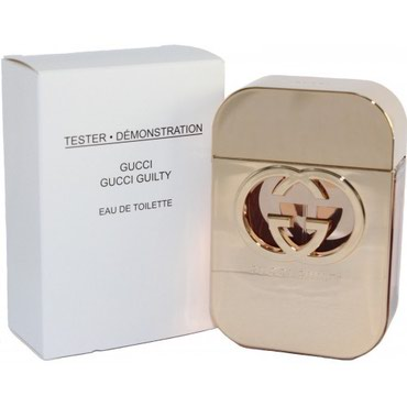 Gucci Guilty edt 75ml TESTER σε Thessaloniki