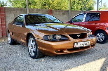 zapchasti ford fokus 1 amerikanets в Кыргызстан: Ford Mustang