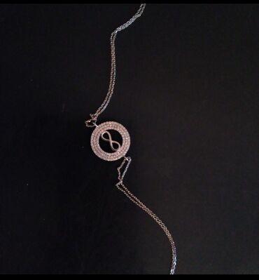 Soxulcan satılır - Azərbaycan: Gümüş 925 eyyar sonsuzluq simvolu qolbaqEhtiyac olduğu üçün satılır18