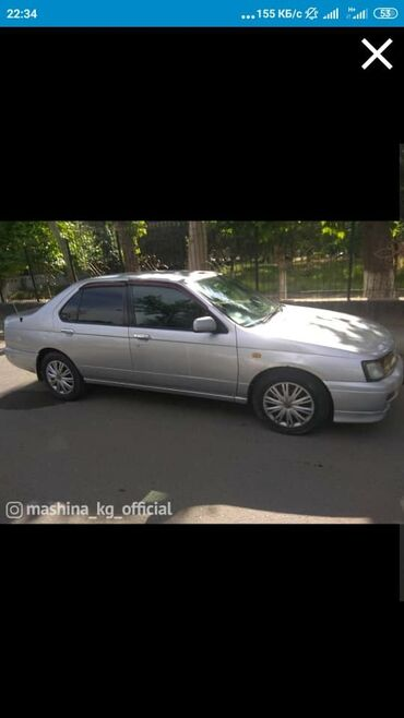 эмаком ош вакансии в Кыргызстан: Nissan Bluebird 2 л. 2000 | 260000 км