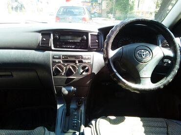 Toyota Allex 1.5 л. 2003 | 90000 км