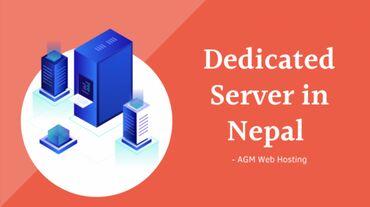 Dedicated Server provider plans at just nominal price NPR 8999/month