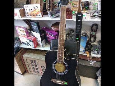 Bakı şəhərində Gitara kunyun akustik yeni