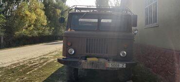 ГАЗ - Кыргызстан: ГАЗ 4.2 л. 1993