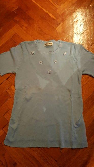 Majica nezno plava majica novo - Pozarevac