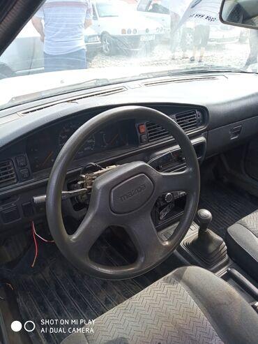 Mazda 626 2 л. 1989 | 2021 км