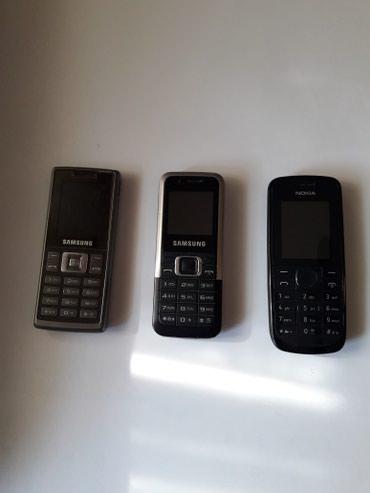 Mobilni telefoni marke SAMSUNG i NOKIA ocuvani,ispravni,kao novi.Za - Belgrade