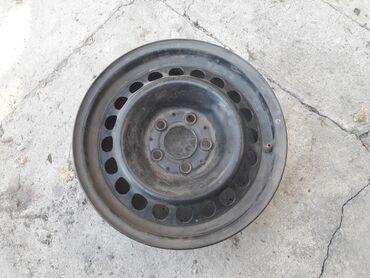 железные диски r15 в Кыргызстан: Продаю железный диск R15 оригинал на w124, w210. В хорошем состоянии