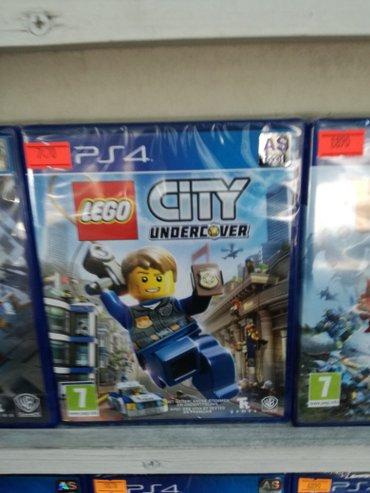 Lego city undercover в Баку