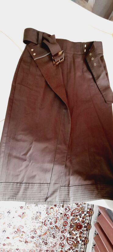 Женская одежда - Кыргызстан: Привезли изТурции(MossimoDutti) качество отл цвет Хаки, продам за пол