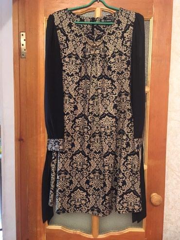 Турецкое платье, в идеальном состоянии 44 размер. в Баетов