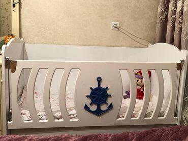 купить качалку детскую в Кыргызстан: Продаём детскую кровать, отличного качества, покупали в Детском мире
