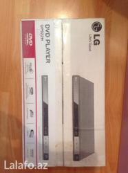 Sumqayıt şəhərində LG DVD player DP922H  Video DAC108MHz/14bit Audio DAC192KHz/24bit US