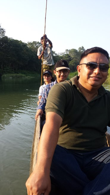 Hotel National Park Is located in sauraha near to city and rapti in Ratnanagar  - photo 8